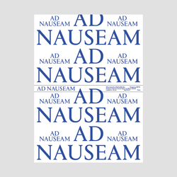 Gues│Ad Nauseam