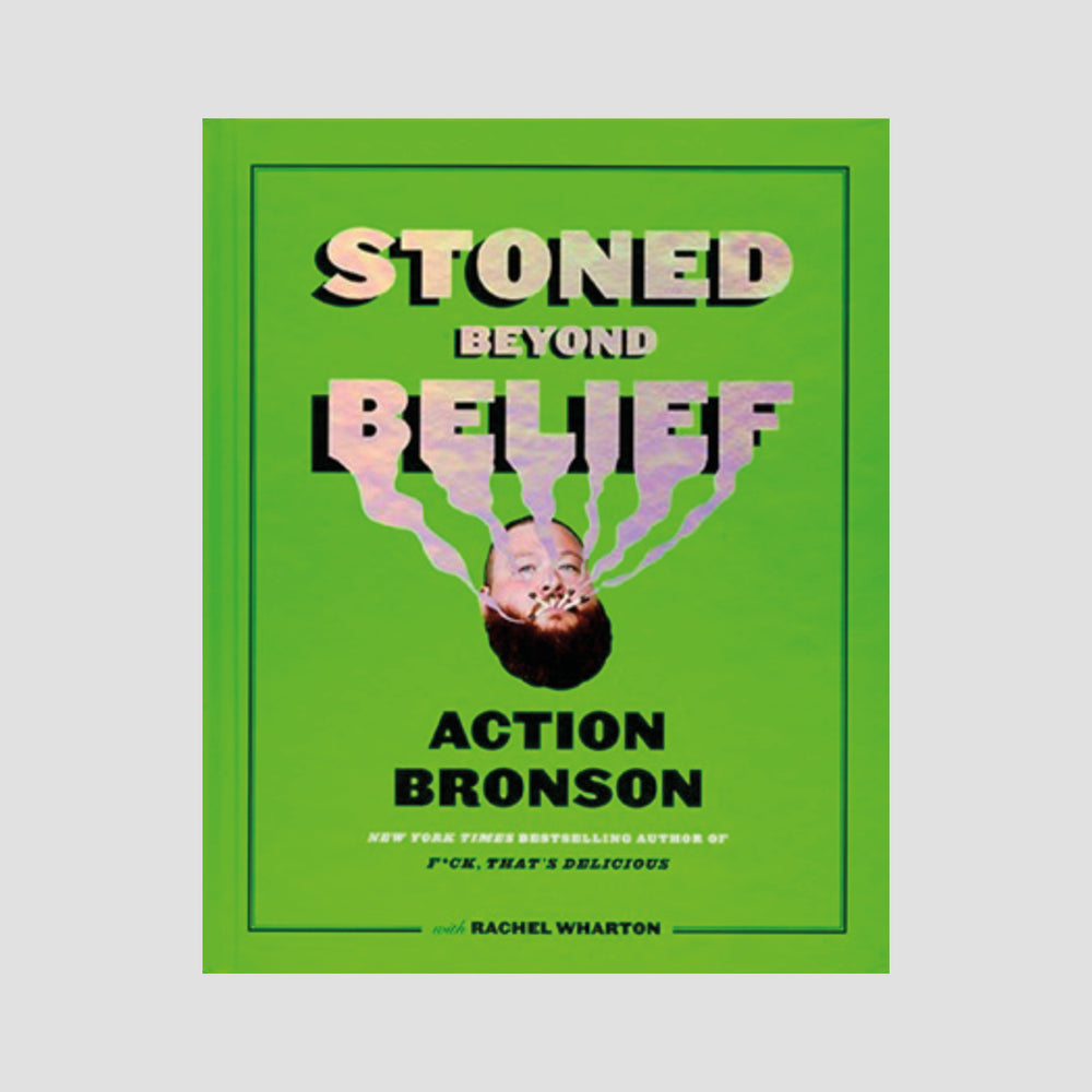 Action Bronson│Stoned Beyond Belief