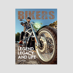 Gary Charles│Bikers. Legend, legacy and life