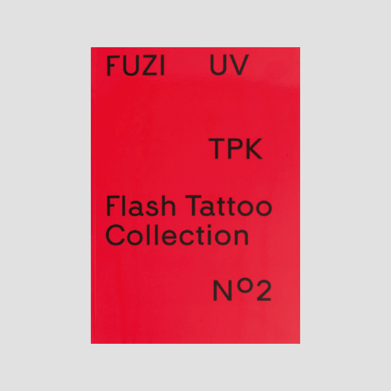 Fuzi│Flash Tattoo Collection N°2