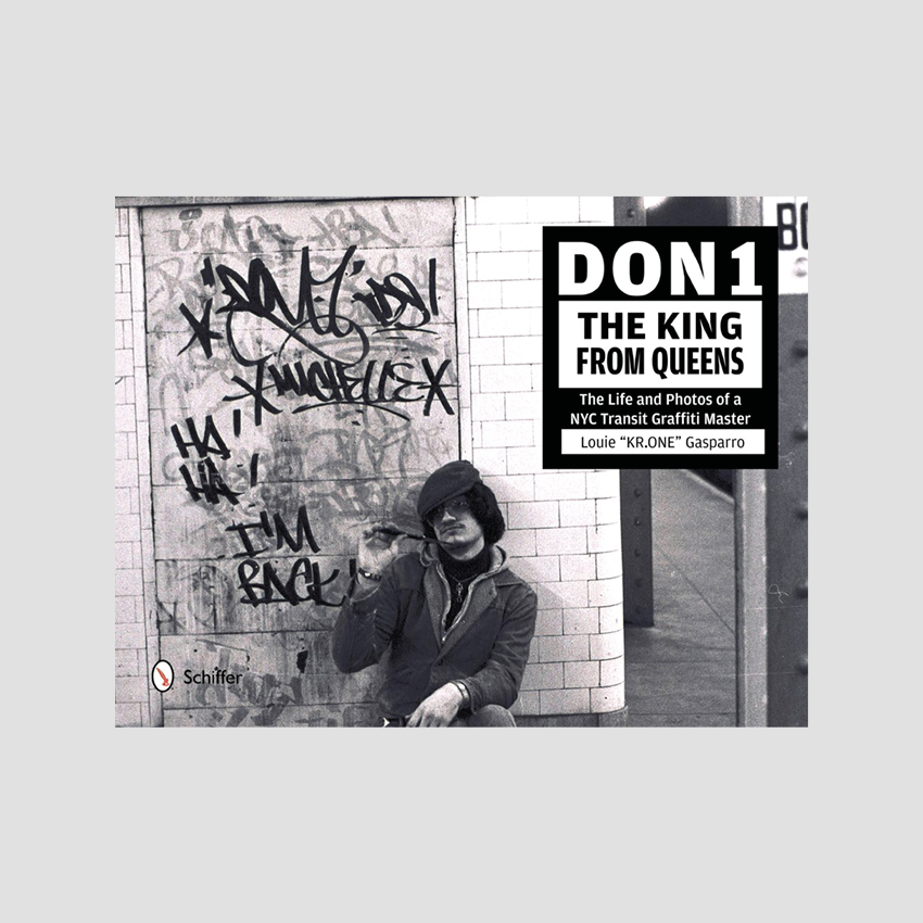 "Louie ""KR.ONE"" Gasparro│Don1: The King from Queens"