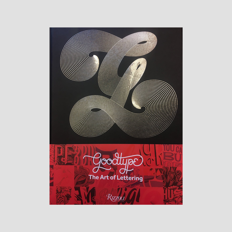 Brooke Bronson - Goodtype. The Art of Lettering