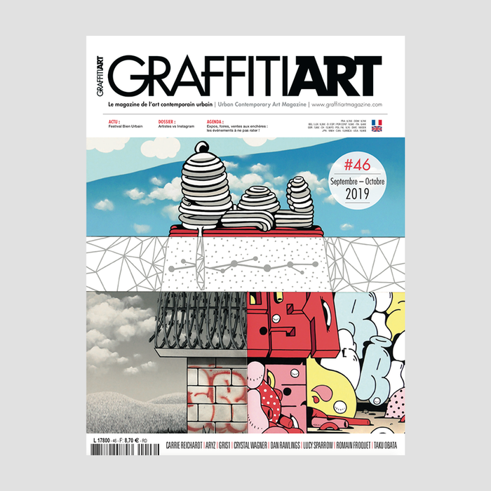 Graffiti Art Magazine #46