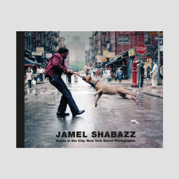 Jamel Shabazz│Sights in the City : New York Photographs