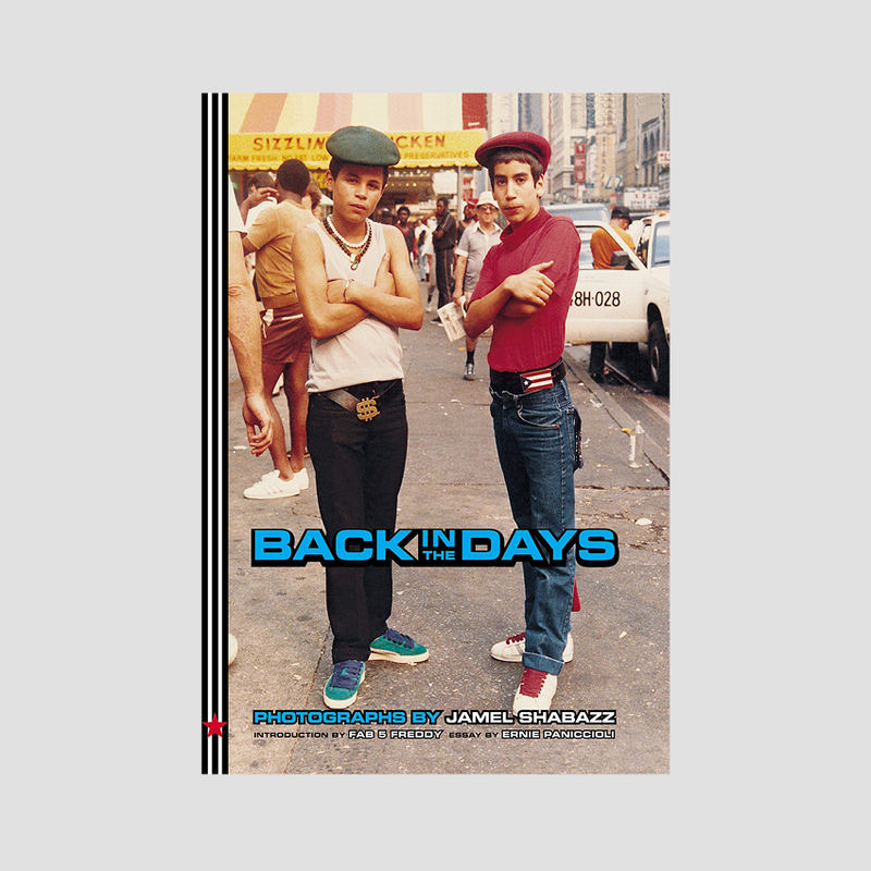 Jamel Shabazz│Back in the Days