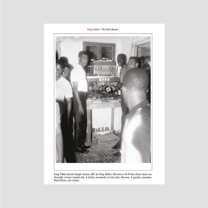 Thibault Ehrengardt│King Tubby, the Dub Master