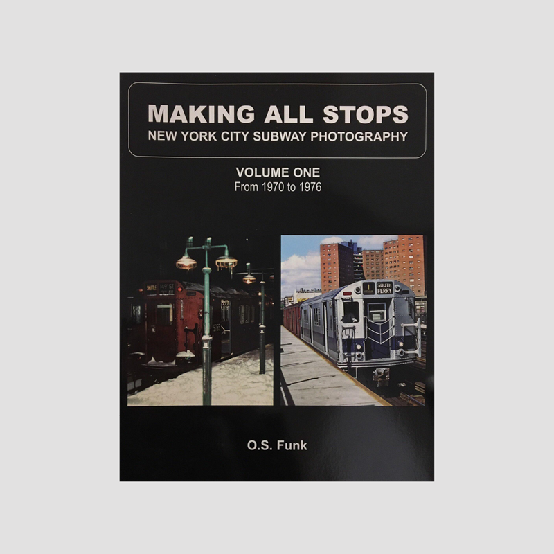Making all Stops│New York City Subway Photography 1970 to 1976