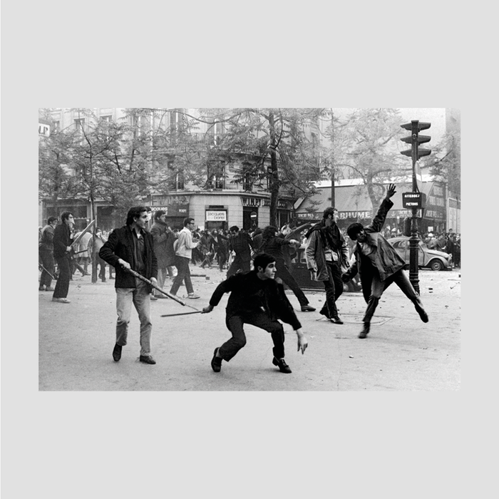 Philippe Tesson│May 1968: At the Heart of the Student Revolt in France
