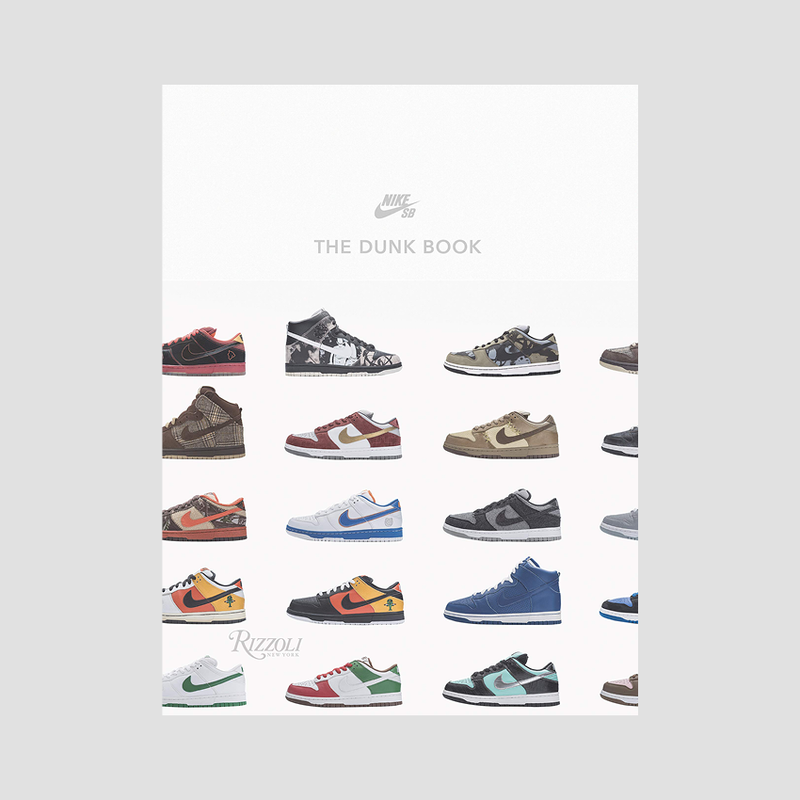 Nike SB│The Dunk Book