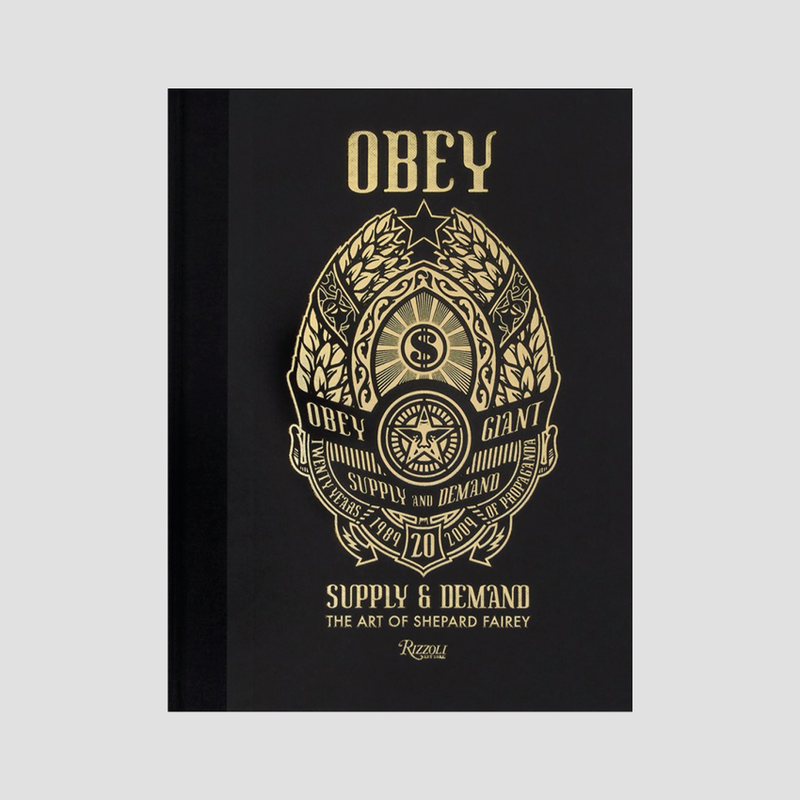 Shepard Fairey│Obey: Supply and Demand