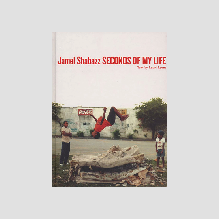 Jamel Shabazz│Seconds of my Life