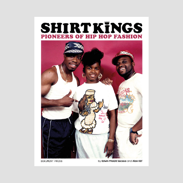 Edwin Phade│Shirt Kings Pioneers of Hip Hop Fashion