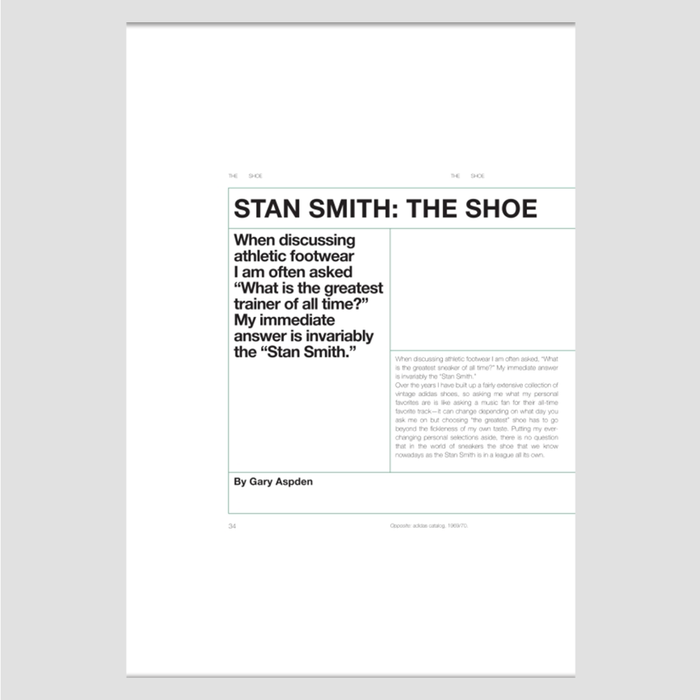 Stan Smith - Some People Think I'm A Shoe