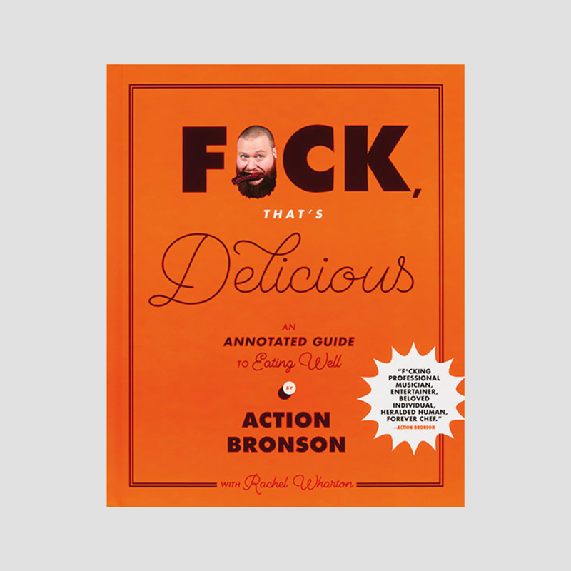 Action Bronson│F*ck that's Delicious