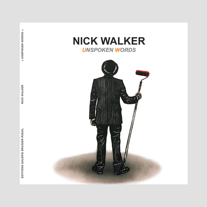 Nick Walker│Unspoken Words