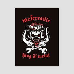 Mr Ferraille|King of Metal