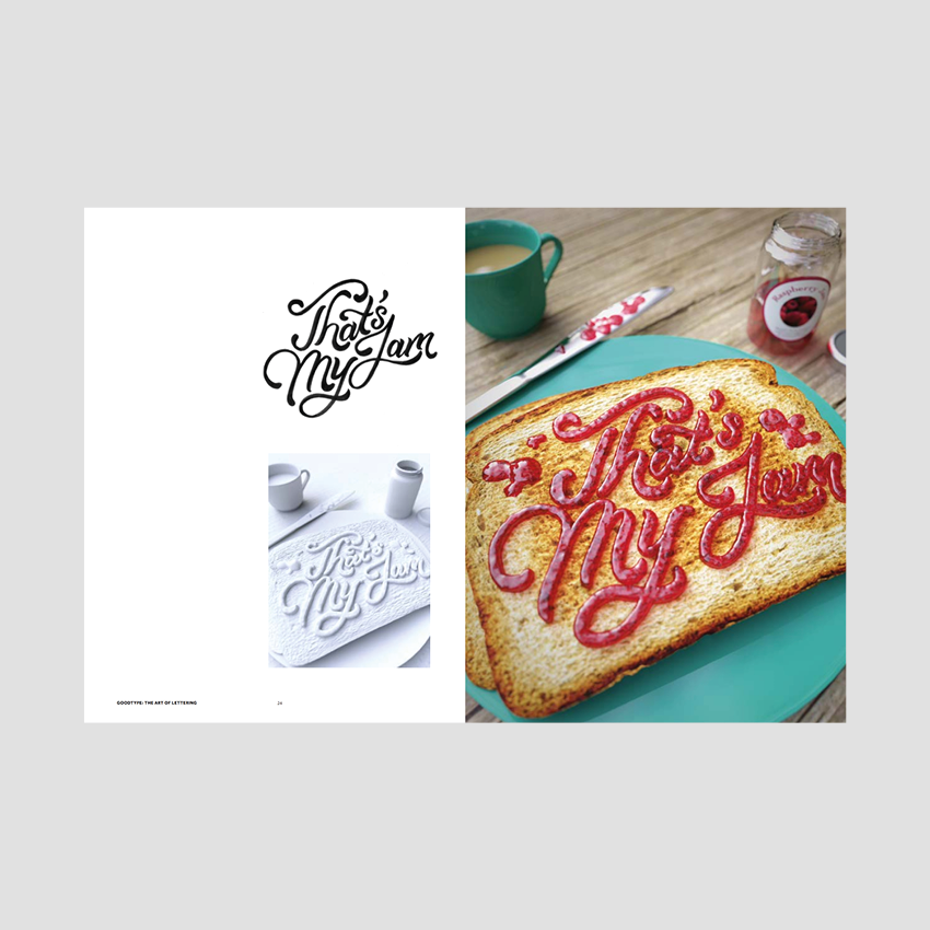 Brooke Bronson│Goodtype. The Art of Lettering