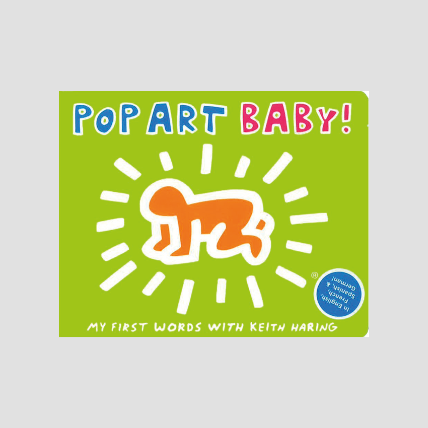 Keith Haring│Pop Art Baby!