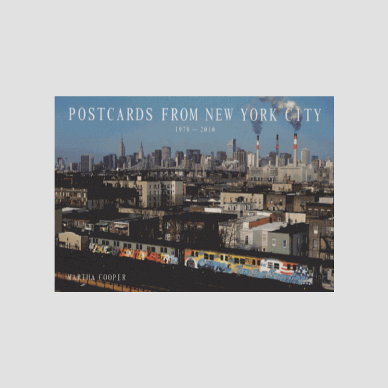 Martha Cooper│Postcards from New York City 1978-2010