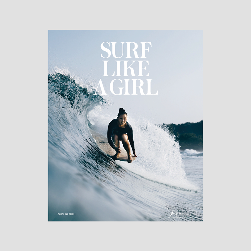 Carolina Amell│Surf Like a Girl