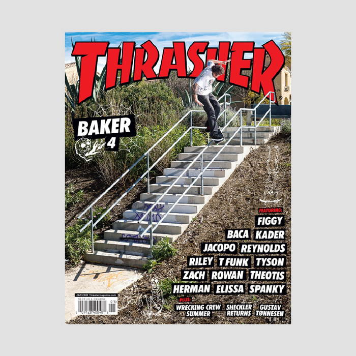 Thrasher Magazine #20