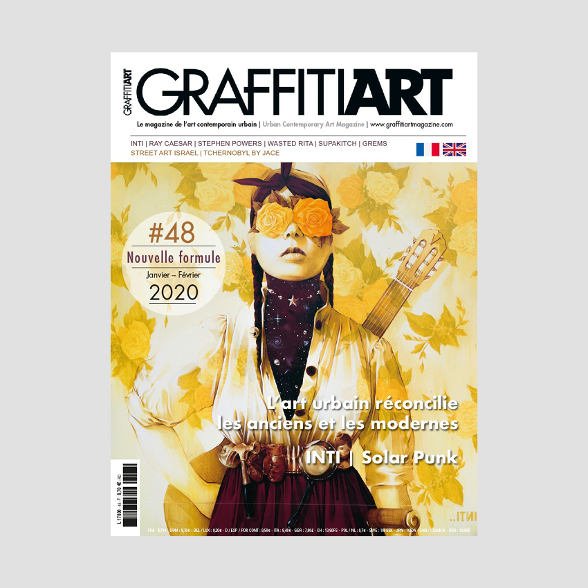 Graffiti Art Magazine #48