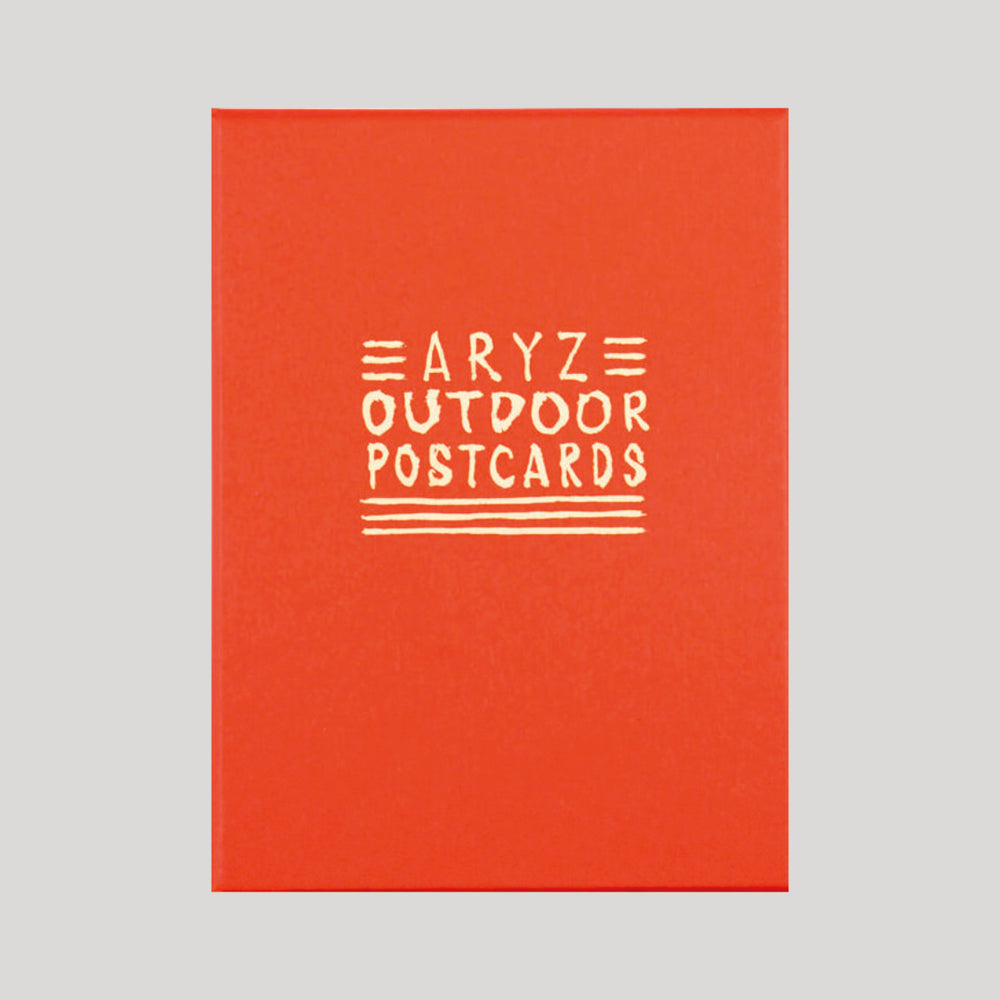 Aryz - Outdoors Postcard Set