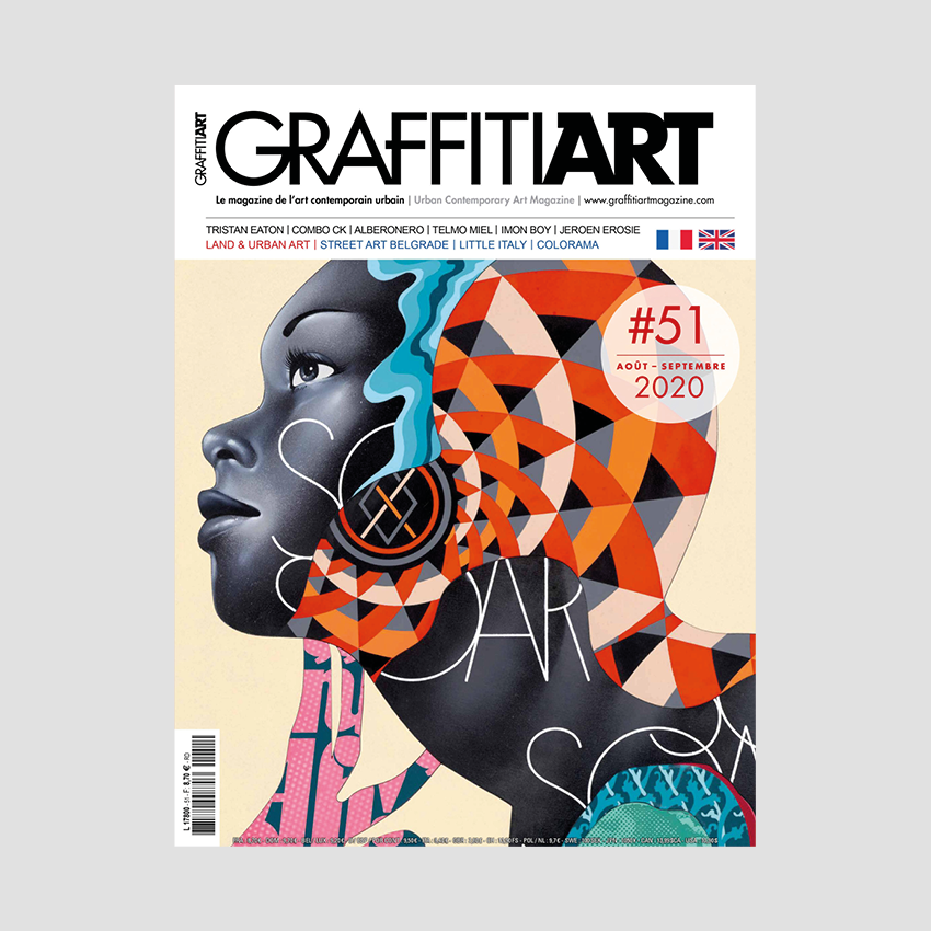 Graffiti Art Magazine #51