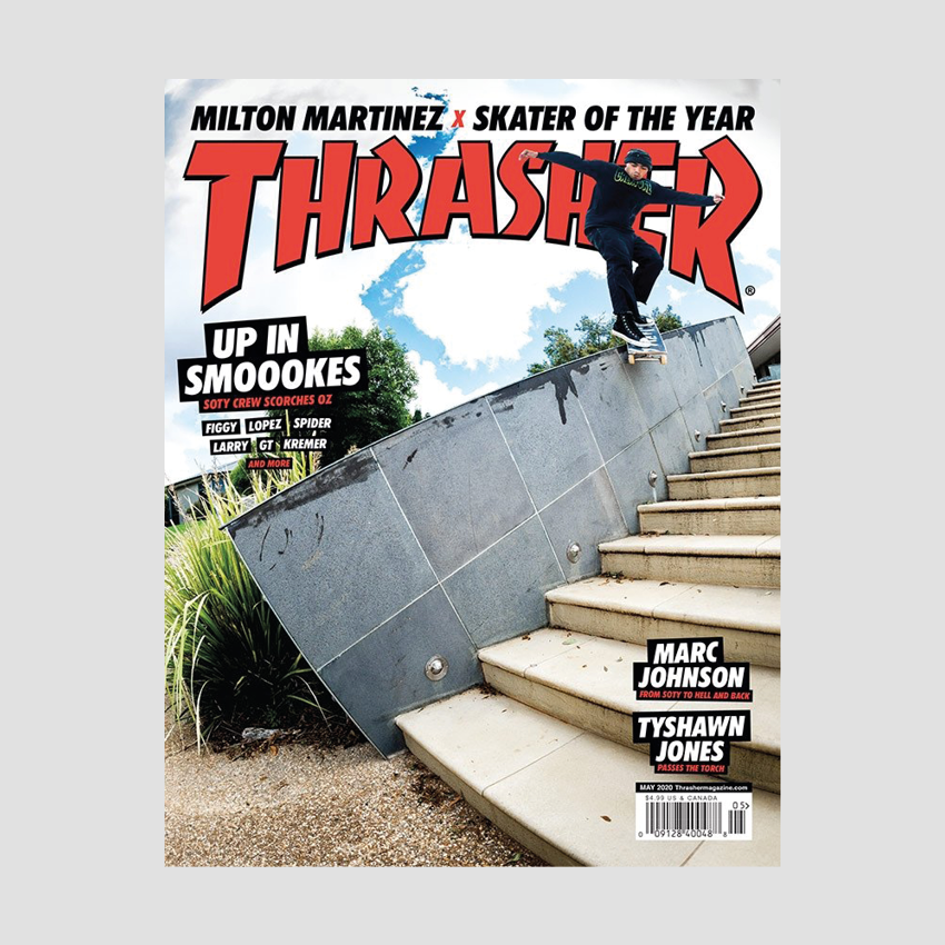 Thrasher Magazine #478