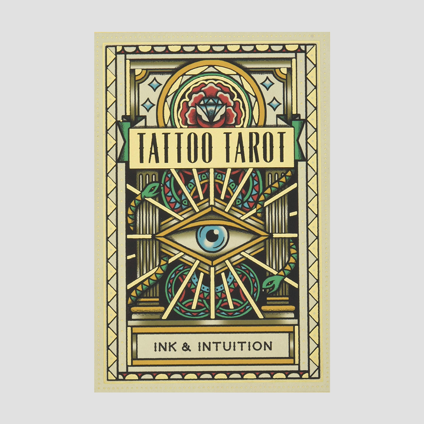 Tattoo Tarot Ink Intuition