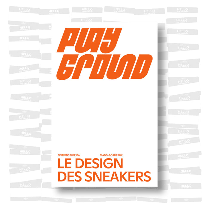 Playground : Le design des sneakers