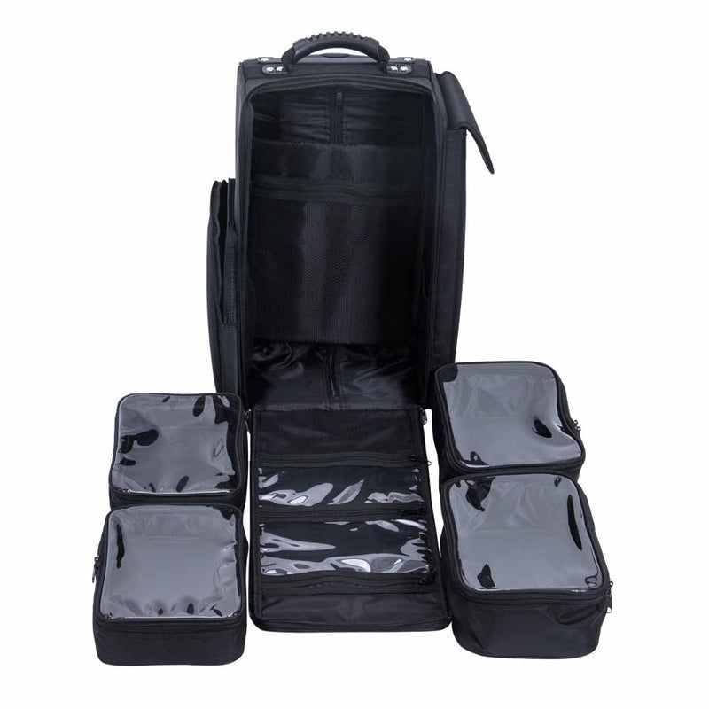 Slim Makeup Trolley Case