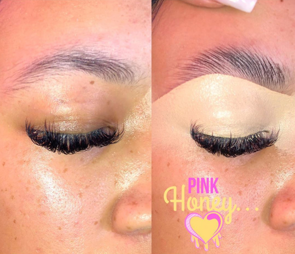 Pink Honey UK Brow Gel - Original Super Hold