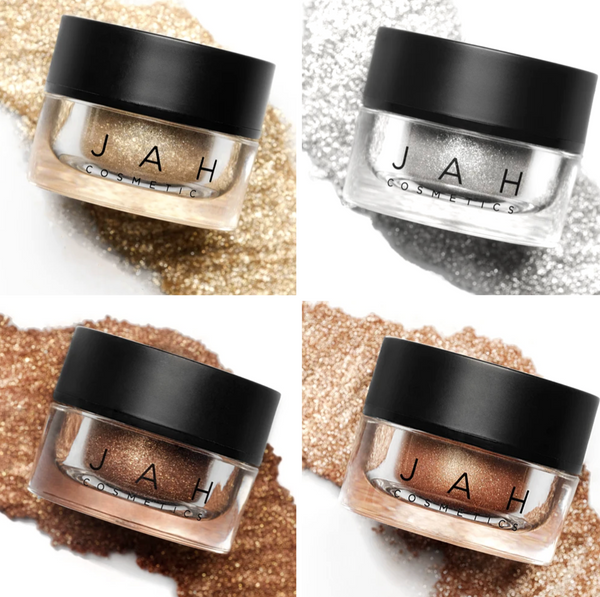 4PC LUXE Bundle Set - Diamond Powder Pigments