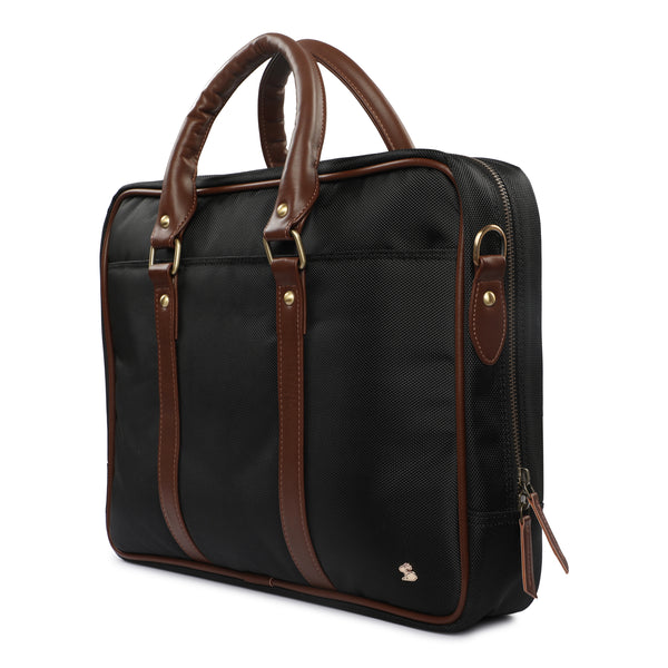 Classic Office Bag - Black