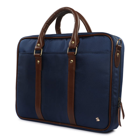 Classic Office Bag - Navy