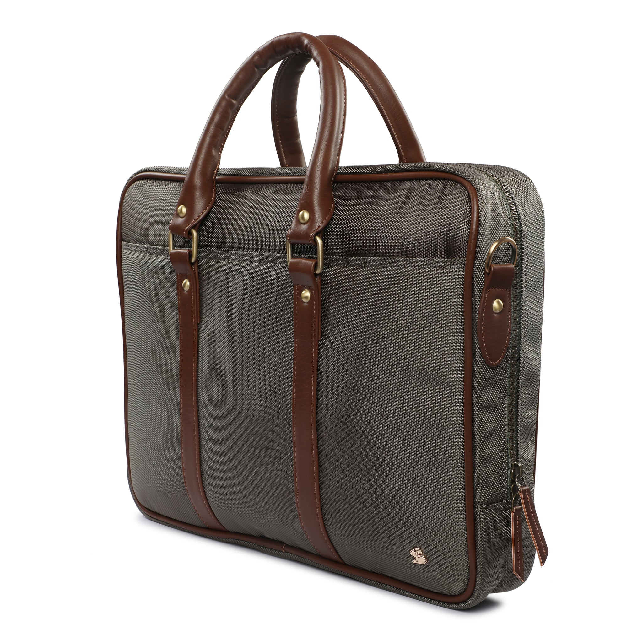Classic Office Bag - Olive