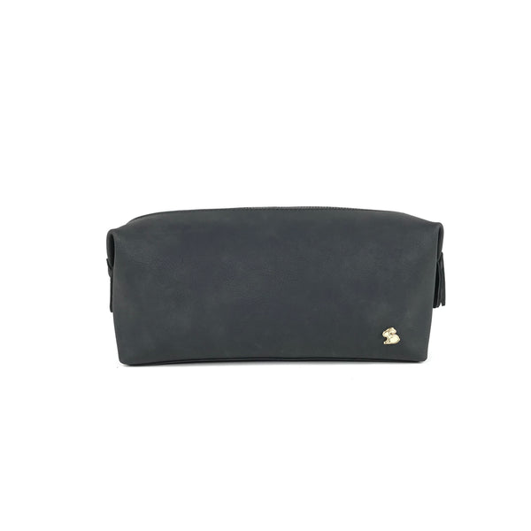Travel Pouch - Black - moonrabbitlifestyle