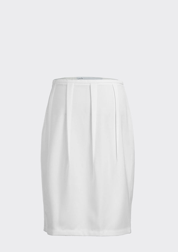 Fall 2017 Ori Skirt Polyester White XL
