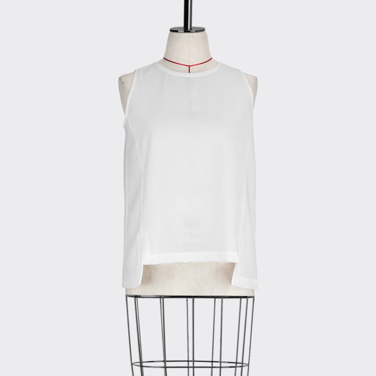 Angular Panel Blouse