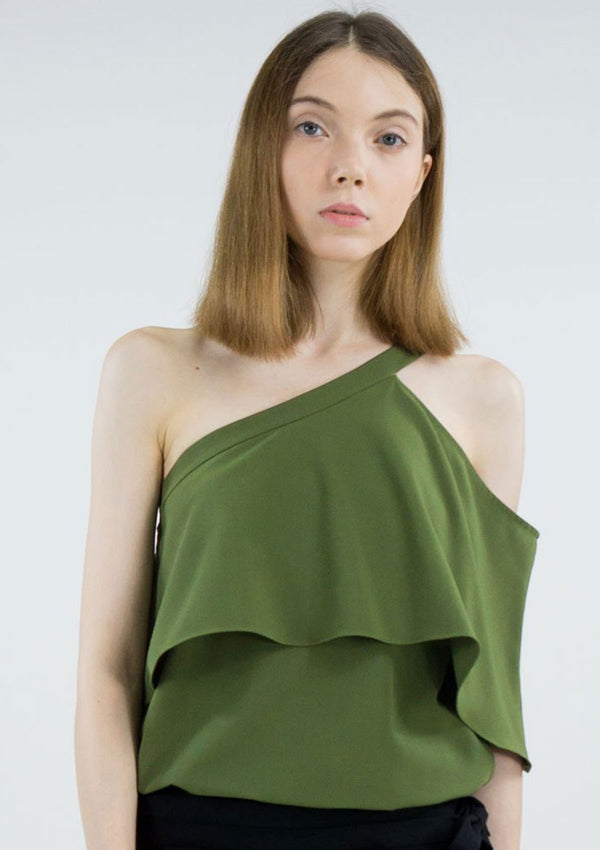 Asymmetric Layered Toga