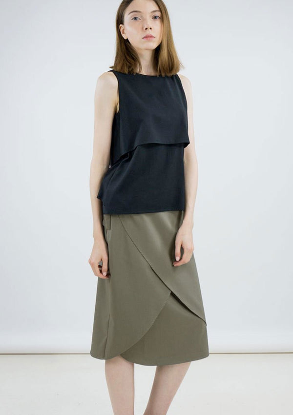 Wrap Layer Skirt