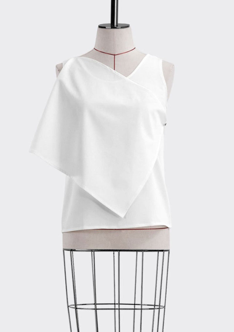 Asymmetric Layer Top