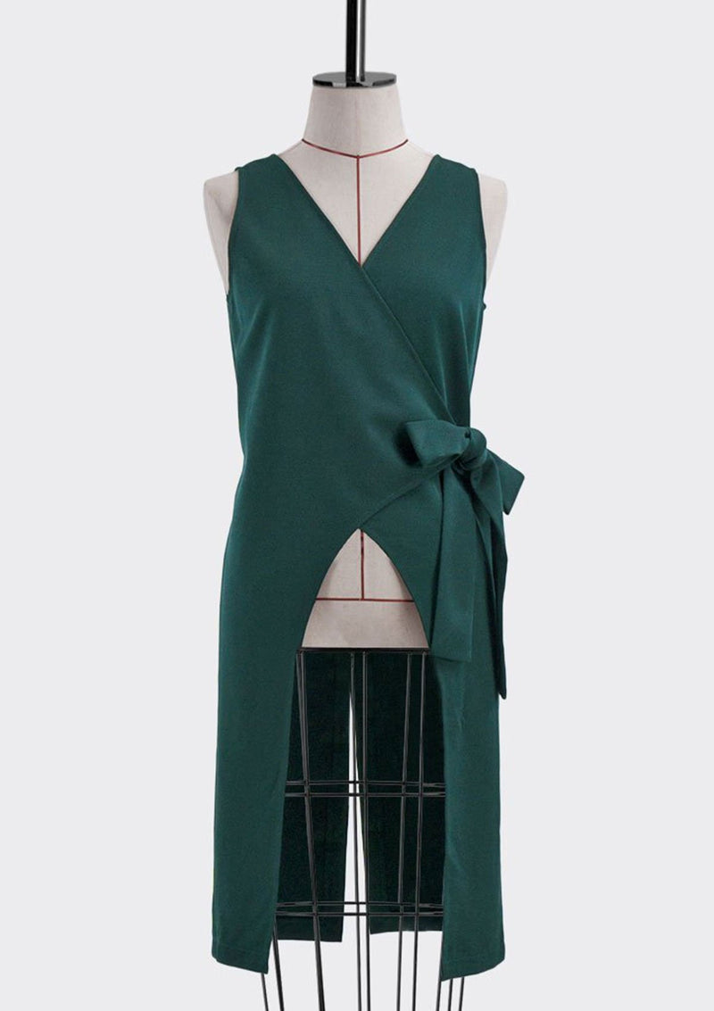 Wrap Outer Dress