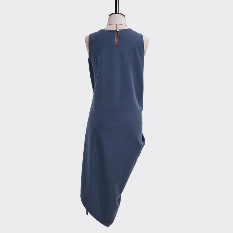 Bias Drape Dress