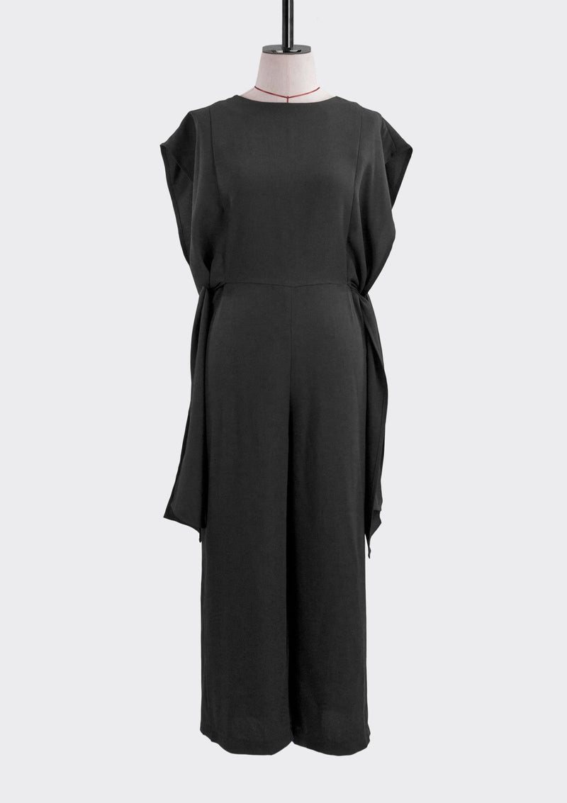 Fall 2019 Mode Jumpsuit Polyester Black S
