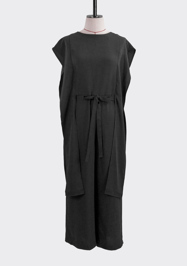 Fall 2019 Mode Jumpsuit Polyester Black M