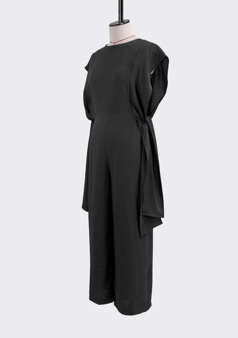 Fall 2019 Mode Jumpsuit Polyester Black L