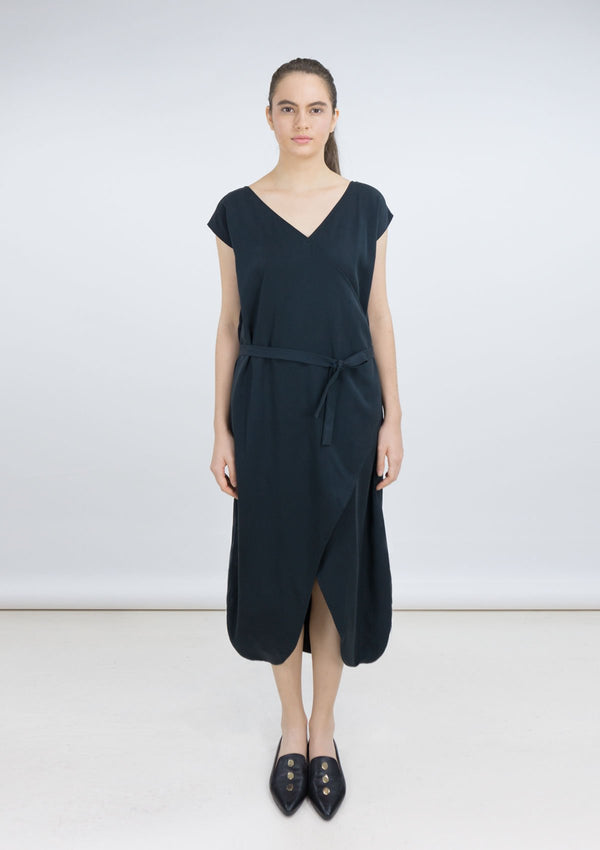 Olie Tie Waist Dress
