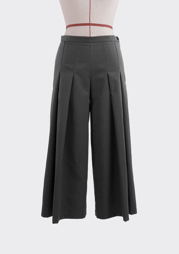 Fall 2019 Swift Pants Modal Polyester Grey S